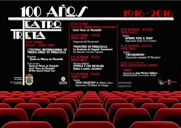 100 años del teatro Trieta: