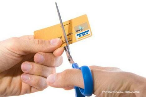 Potong Kartu Kredit