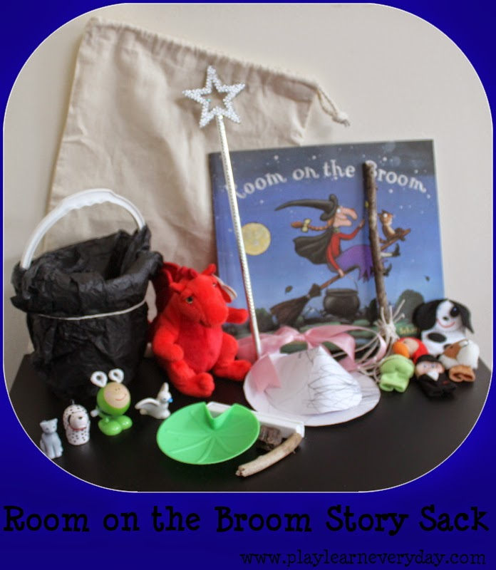 Room On The Broom Story Sack Play And Learn Every Day
