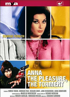 Anna: the Pleasure, the Torment 1973
