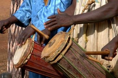Musica de palo y Gaga en la Republica Dominicana