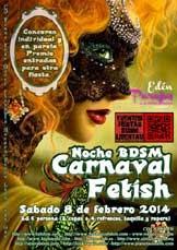 Carnaval Fetish - 8 de febrero 2014