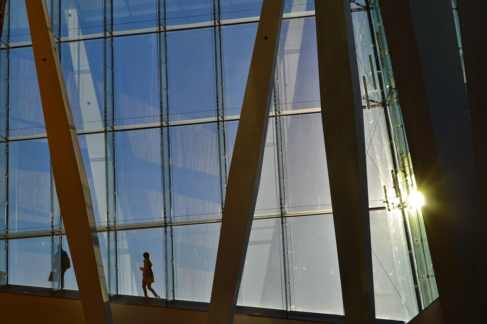 oslo opera house windows