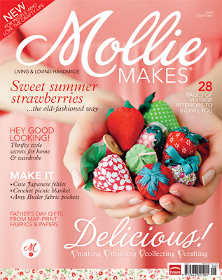 Mollie Makes magazine