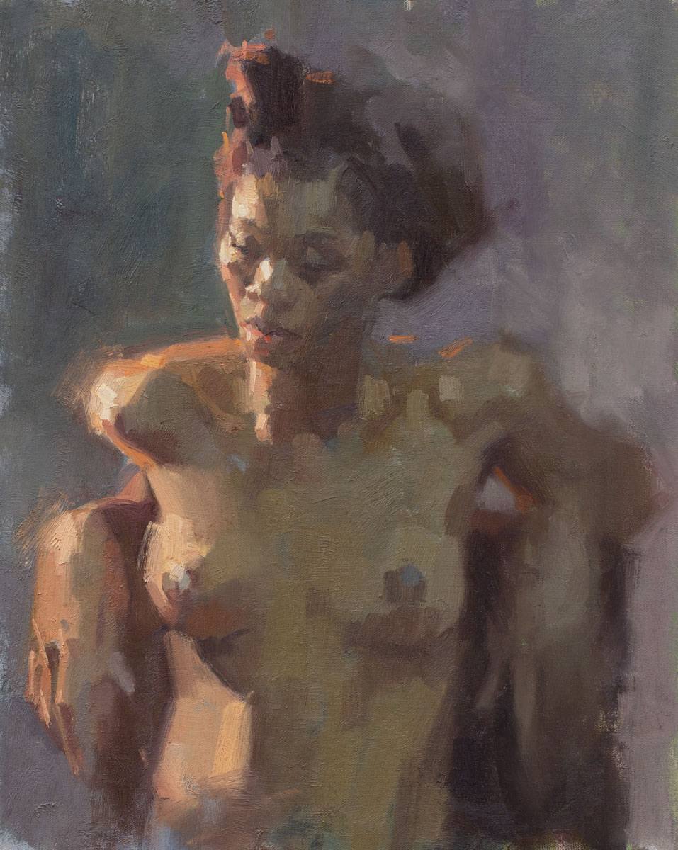 nude painting blog