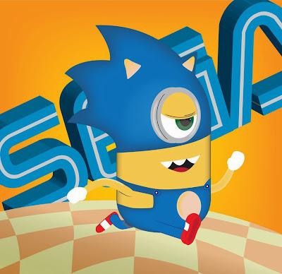 Sonic Minion