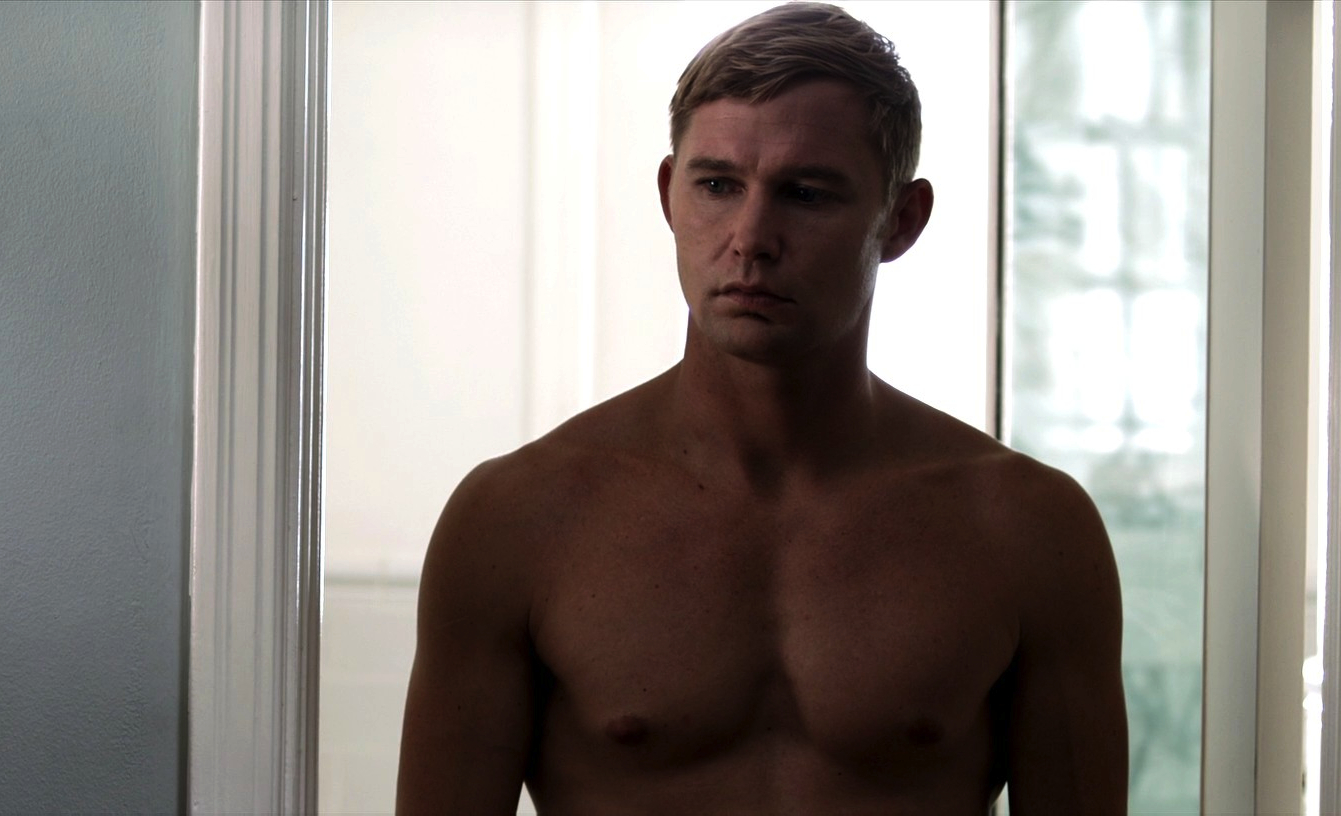 brian geraghty shirtless