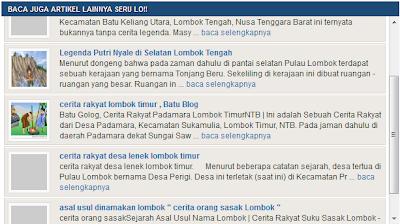related post bergambar