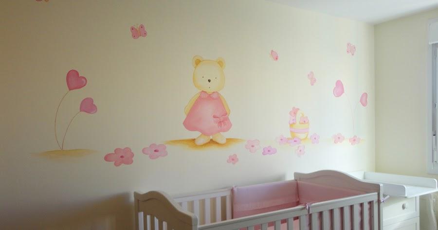 Decopared dibujos infantiles en paredes - Dibujos paredes infantiles ...