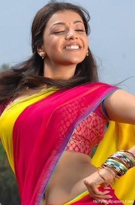 Kajal_Agrawal_beautiful_in_saree