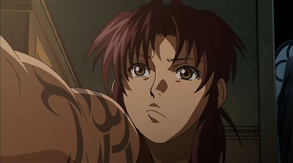 Review anime Black Lagoon Season 1 & Season 2