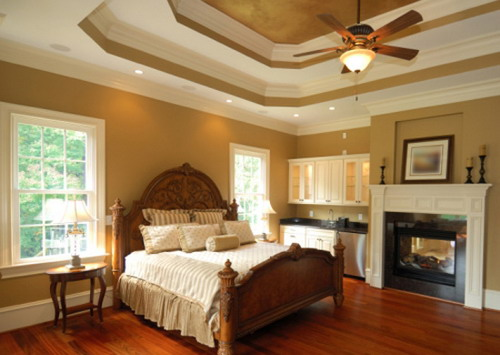 ... that You Can Use for Building Bedroom Ceilings - Home Design Ideas