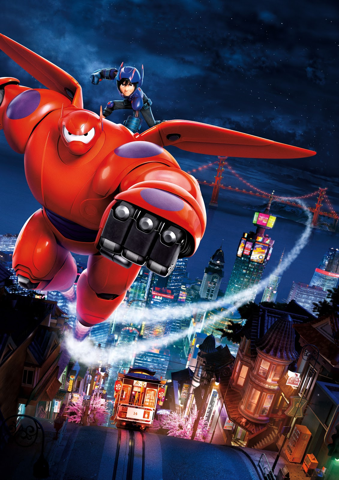 Big Hero 6 2014 - Full (HD)
