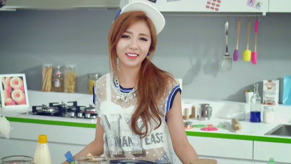 Tahiti Oppa You're Mine Minjae