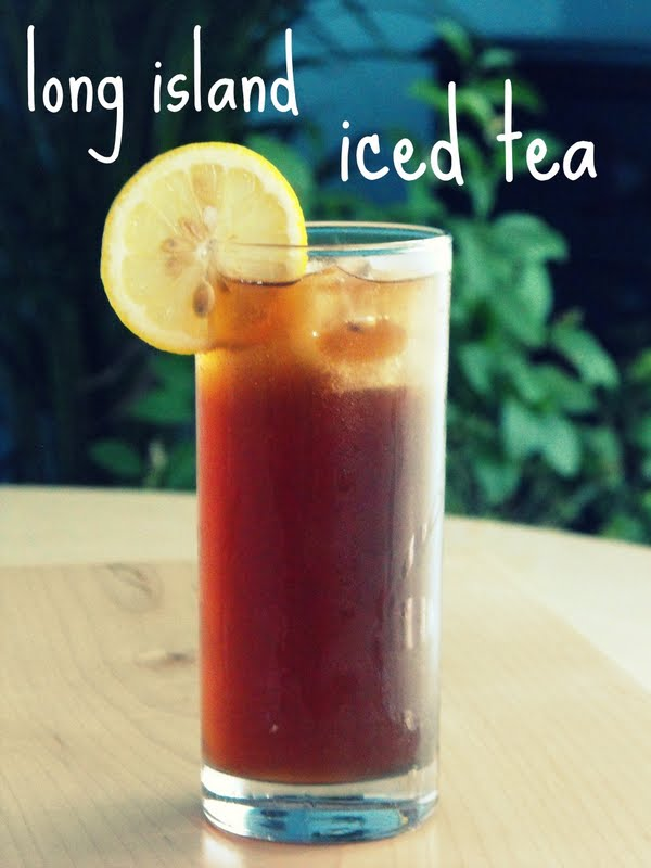 Happy Hour: Long Island Iced Tea | Crafty Little Gnome