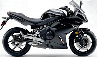 New 2011 Kawasaki Ninja 400R