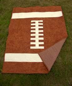 Football Quilt