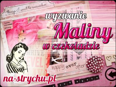http://blog.na-strychu.pl/2014/01/wyzwanie-maliny-w-czekoladzie/