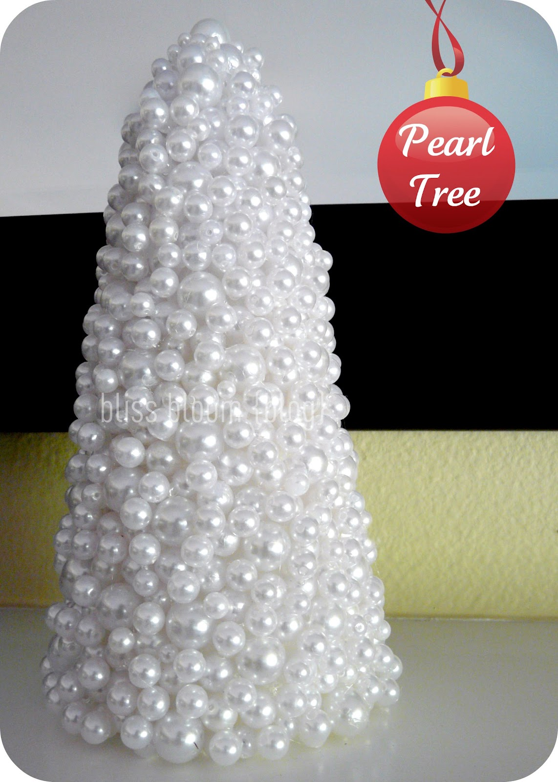 oh christmas tree series pearl tree - The Christmas Pearl