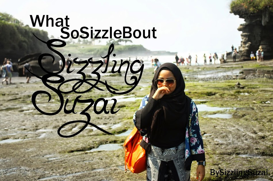 What So Sizzle bout SizzlingSuzai
