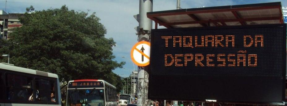 TAQUARA DA DEPRESSÃO