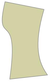 formando el cuello