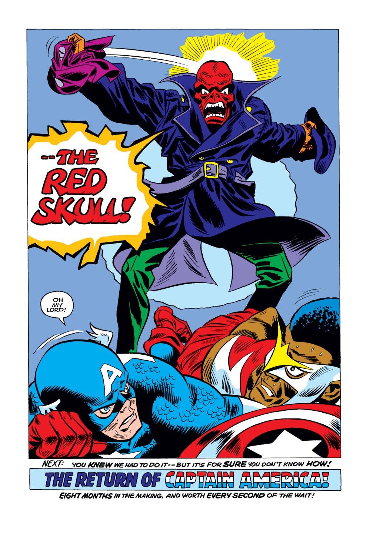 Captain America (1968) Issue #182 #96 - English 18