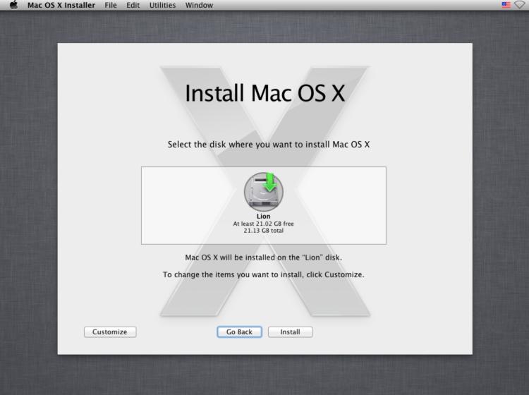 how to create mac os x mountain lion bootable usb