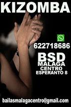 KIZOMBA SEGUIMOS CON EL INTENSIVO DE LOS MIÉRCOLES EN BSD MÁLAGA CENTRO