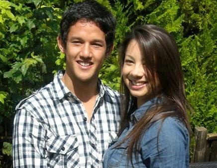 Jennifer Kurniawan dan Irfan Bachdim Lagi Berdua