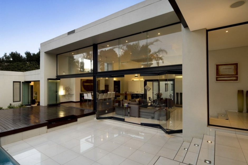 South africa mansion house plans luxury mansions and for Modern glass home plans