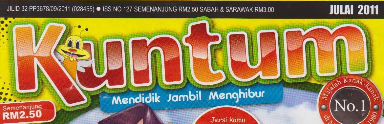 Dapatkan KUNTUM Julai 2011 ~>Pn Soraya Nita/Pn Siti Rusilawati(Sesi ...