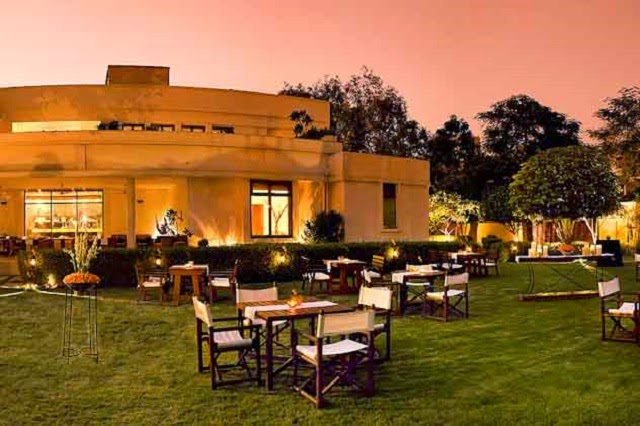 Indian Accent, The Manor - Awarded the best restaurant in New Delhi