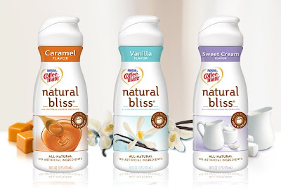 Coffee-Mate Natural Bliss creamer