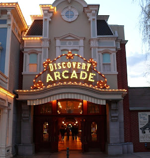 Discovery+Arcade+2 Main Street, U.S.A., France