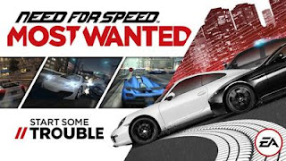 Game Android Need for Speed: Most Wanted