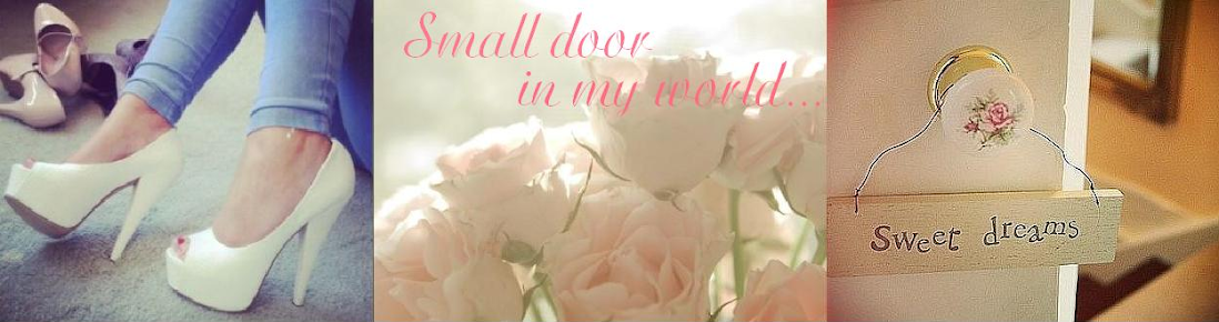 Small door in my world... ♥