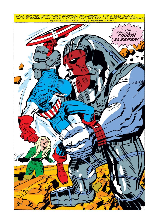 Captain America (1968) Issue #112 #26 - English 18