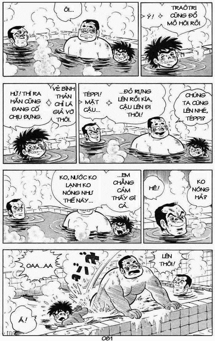 Siêu quậy Teppi chap 90 - Trang 36