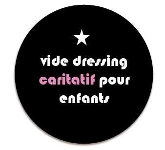 Vide Dressing Caritatif pour Enfants