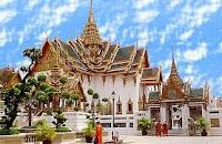Nama Tempat Wisata di Thailand yang Terkenal di Dunia