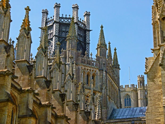 Ely, cathedral, Ship of the Fens, Cambridgeshire