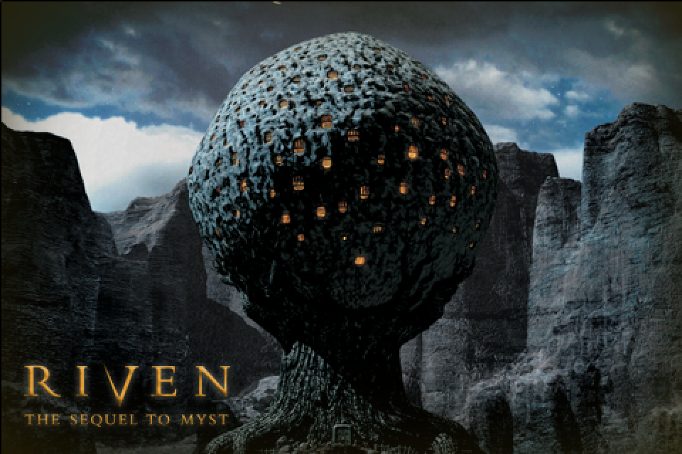 Riven: The Sequel to Myst for the iPhone iPod Touch and iPad
