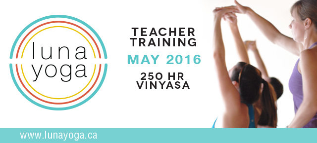 Upcoming Teacher Training
