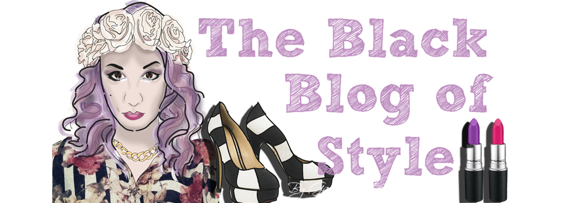 The Black Blog of Style by Gaia Audrey Torchia