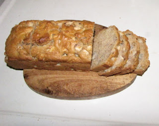 pear almond bread