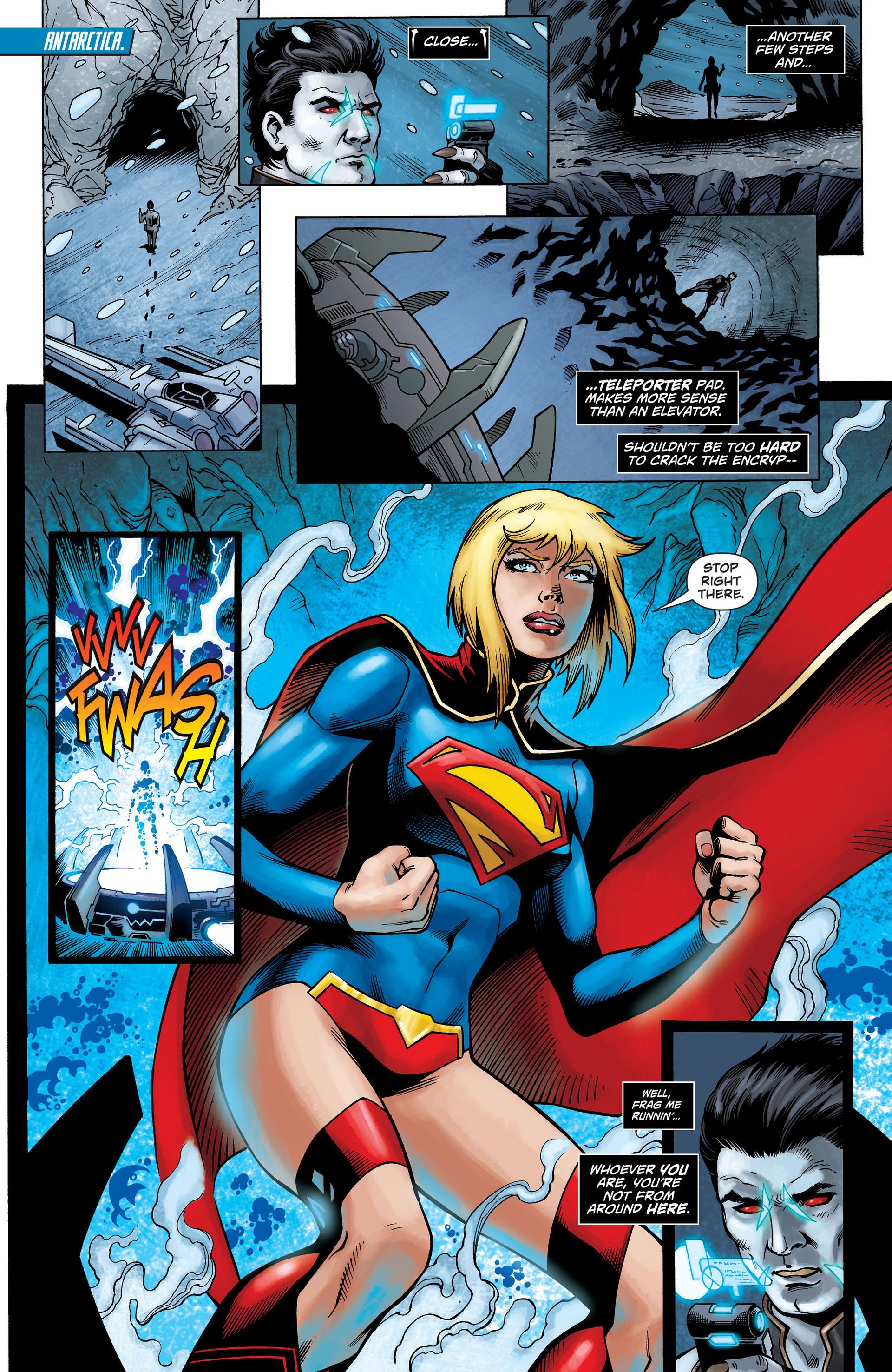 Supergirl (2011) Issue #26 #28 - English 15