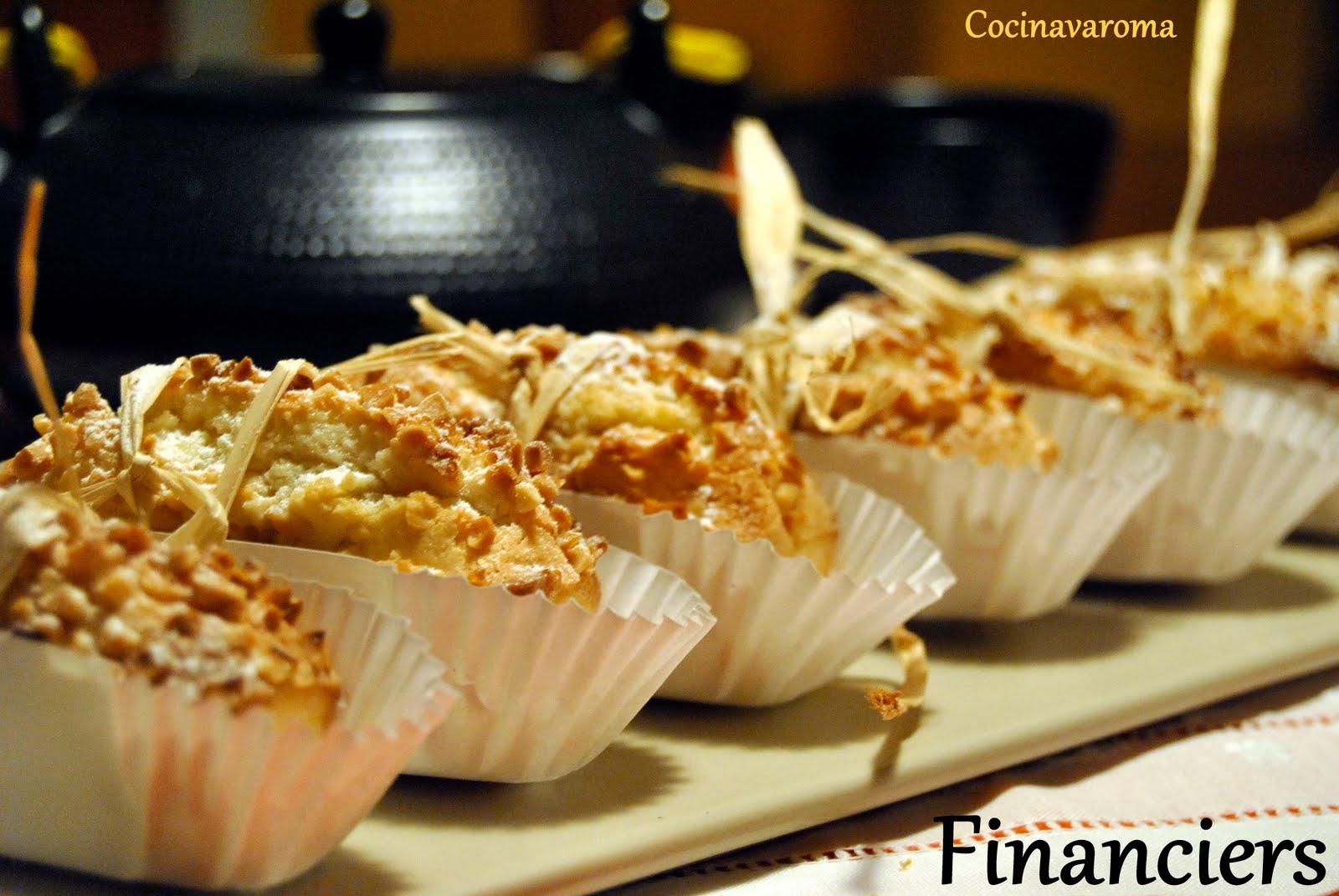 Cocina varoma financiers for Gastronomia francesa historia