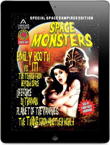 Space Monsters #2 OUT NOW!
