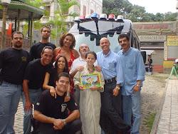 O Brasileirinho na novela da Tv Globo, O Clone
